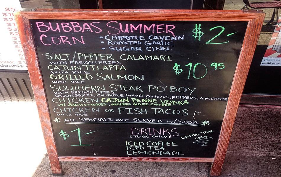 Bubbas Bistro Astoria, NY 11105