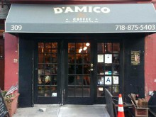 D'AMICO COFFEE - BROOKLYN