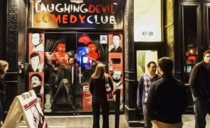 THE LAUGHING DEVIL - ASTORIA
