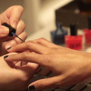 Tribeca Beauty Spa Signature Mani/Pedi $47
