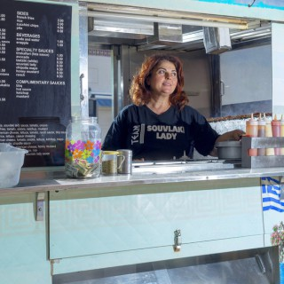 Souvlaki Lady 10% Off Catering
