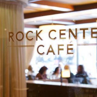 Rock Center Cafe Happy Hour Drinks & Bites