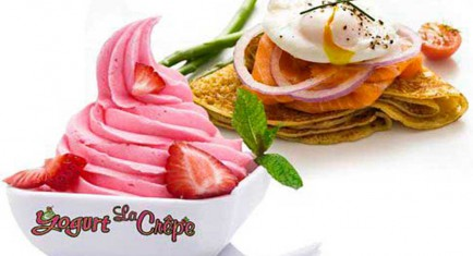 YOGURT LA CREPE - ASTORIA