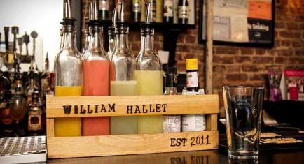 WILLIAM HALLET - ASTORIA