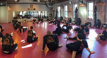 NY MARTIAL ARTS ACADEMY - ASTORIA
