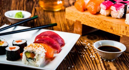 SHOGA SUSHI AND OYSTER BAR - MANHATTAN
