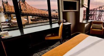 THE BENTLEY HOTEL - MANHATTAN