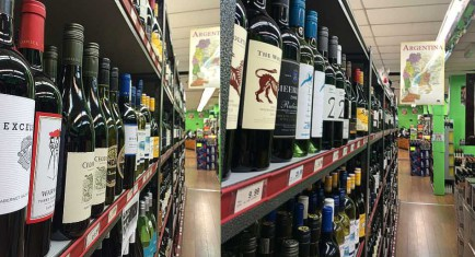 Grand Wine & Liquor, Astoria