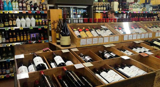 WAREHOUSE WINES & SPIRITS - MANHATTAN