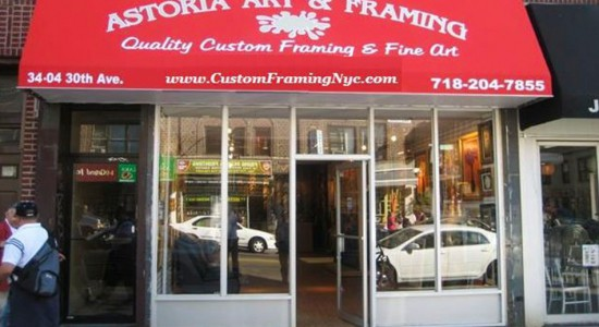 ASTORIA ART AND FRAMING - ASTORIA