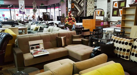 AMERICAN DESIGN FURNITURE & CARPET CORPORATION - ASTORIA