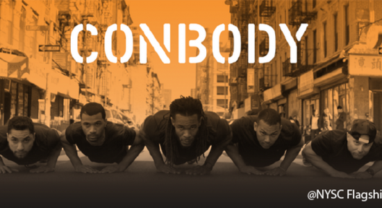 ConBody First Time Class - $20