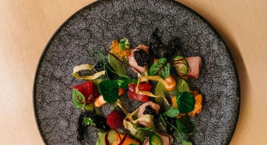 Morimoto Multi Course Tasting - $145