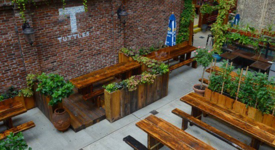 Tuttles Bar, Grill and Garden $20 Bottomless Brunch