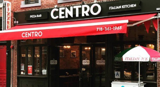Centro Pizza Bar 2 Slices & Large Soda $5.50