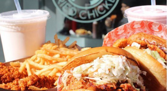 Blue Ribbon Fried Chicken Manhattan East Side, NY 10003