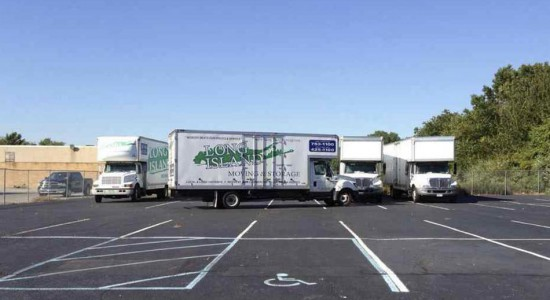 LONG ISLAND MOVING & STORAGE INC - LIC