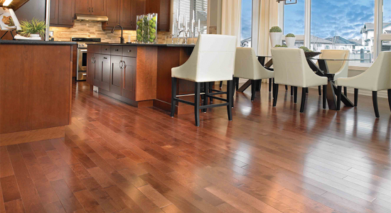 PELL FLOORS CORP - ASTORIA