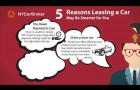 5 Reasons Leasing a Car