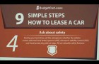 9 Simple Steps How to Lease a Car