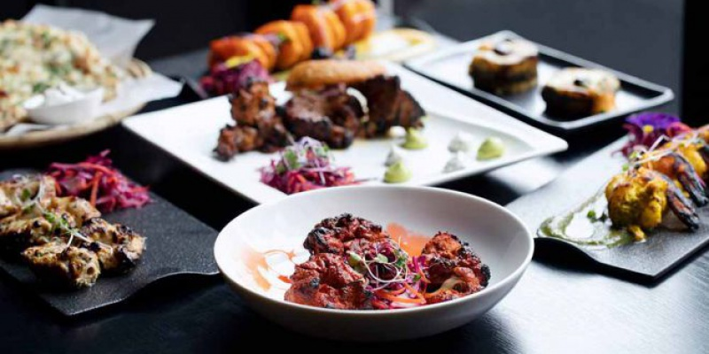 Indian Restaurants in Downtown Manhattan