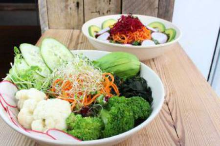 Organic, Healthy Restaurants and Cafes - Brooklyn, NY