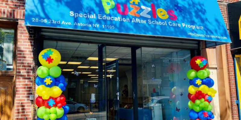 Puzzles- Astoria's newest learning center, NY