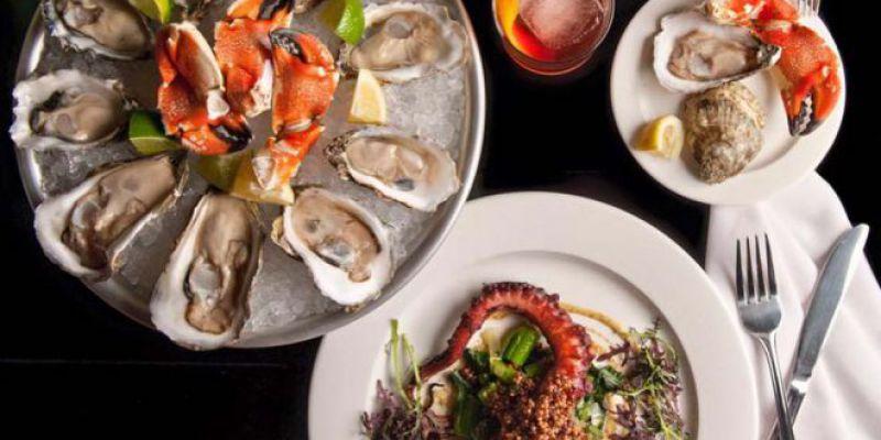Seafood Restaurants in Midtown NYC
