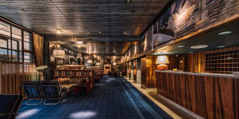 Boutique Hotels and Dining in Chelsea, NYC