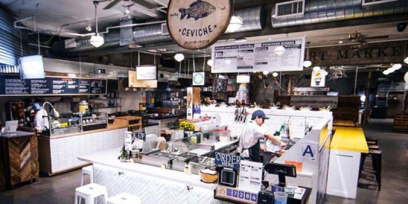 The Gansevoort Market - Chelsea, NYC