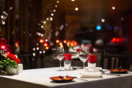 Romantic Restaurants In Manhattan, NY