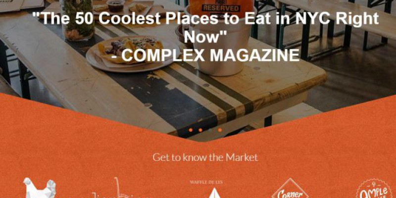 Gotham West Market - Hell's Kitchen, NYC
