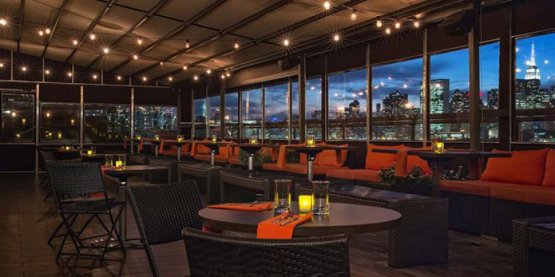 Long Island City Rooftop Bars & Dining, NYC