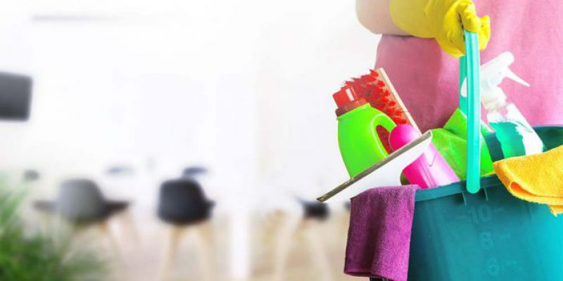 Scrubbed Spotless - Cleaning Services
