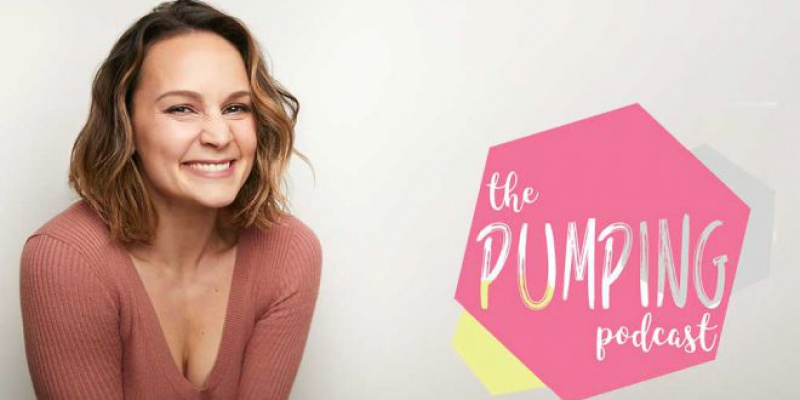 The Pumping Podcast - Jessica Lorion