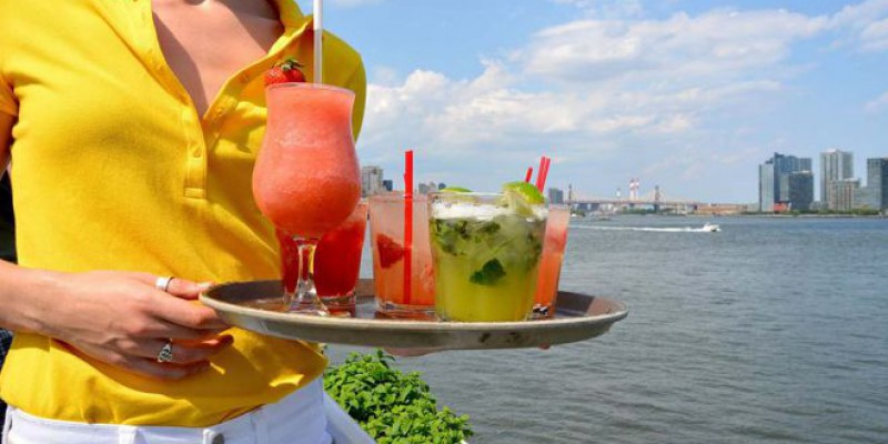 Restaurants on the Water - NYC