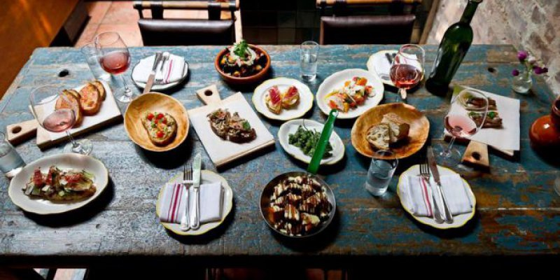 Best Tapas Restaurants - Downtown, NYC